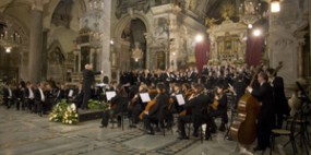 THE BIRTH OF CHRIST performance in Rome